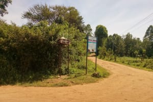 The Water Project: Ebukhayi Primary School -  Road To The School