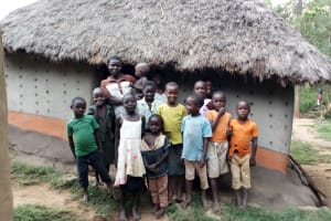 The Water Project: Buhayi Community, Nasichundukha Spring -  Community Members