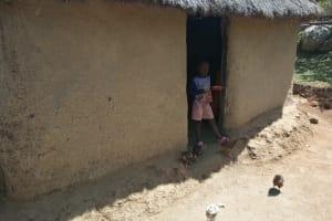 The Water Project: Tumaini Community, Ndombi Spring -  Household