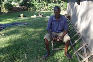The Water Project: Bungaya Community, Charles Khainga Spring -  Charles Khainga