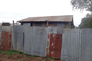 The Water Project: St. Theresa's Bumini High School -  Latrines