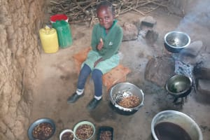 The Water Project: Bugute Lutheran Primary School -  Lunch Is Served
