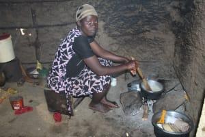 The Water Project: Bukhakunga Community, Mukomari Spring -  Cooking