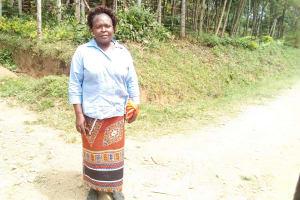The Water Project: Eshiasuli Community, Eshiasuli Spring -  Winfred Khalumi