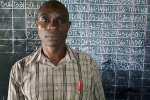 The Water Project: Demesi Primary School -  Teacher Otwere
