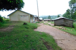 The Water Project: Kosiage Primary School -  School Entrance