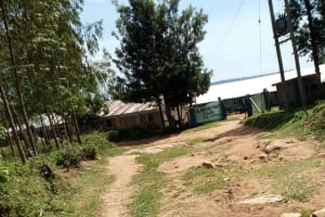 The Water Project: Mukama Primary School -  Arriving At The School