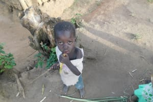 The Water Project: Eshiasuli Community, Eshiasuli Spring -  Young Boy From The Village