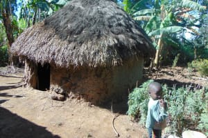 The Water Project: Shamiloli Community, Kwasasala Spring -  Household