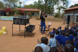 The Water Project: Kitandi Primary School -  Handwashing Training