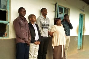 The Water Project: Ebulonga Mixed Secondary School -  Teaching Staff
