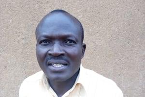 The Water Project: Friends Primary School Givogi -  Headteacher Francis Mukagati
