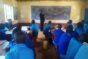 The Water Project: Shichinji Primary School -  Students In Class