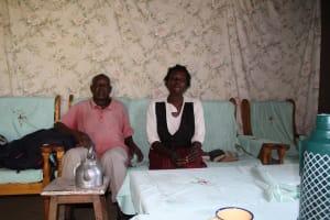 The Water Project: Bukhakunga Community, Mukomari Spring -  Community Members