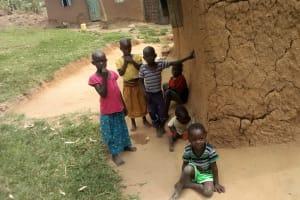 The Water Project: Eshiasuli Community, Eshiasuli Spring -  Children