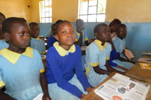 The Water Project: Mabanga Primary School -  Training