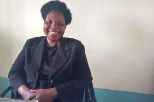 The Water Project: Ematiha Secondary School -  Deputy Principal Maboko