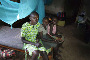 The Water Project: Womulalu Special School -  Students In Dormitory