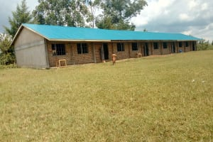 The Water Project: St. Margret Wadin'go Primary School -  Classrooms