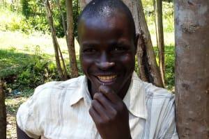 The Water Project: Demesi Primary School -  Board Chair Alex Barusi