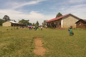 The Water Project: Ebukhayi Primary School -  School Grounds