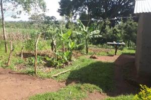 The Water Project: Kambiri Community, Sachita Spring -  Household