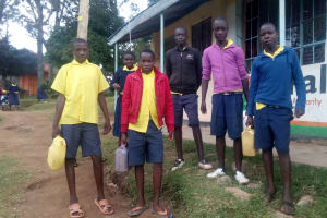 The Water Project: Kosiage Primary School -  Students