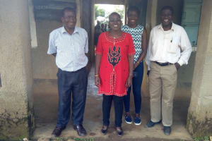 The Water Project: Bumbo Primary School -  School Administration