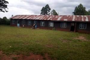 The Water Project: Womulalu Special School -  School Grounds