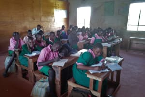 The Water Project: Ebukhayi Primary School -  Students