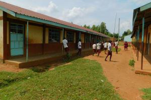The Water Project: Mulwanda Mixed Primary School -  School Grounds