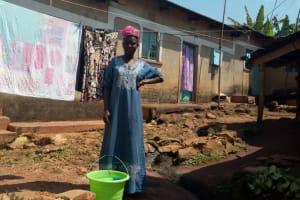 The Water Project: Lutonyi Community, Lutomia Spring -  Latifa Lubumbashi