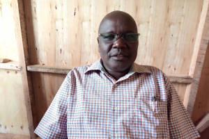 The Water Project: Bugute Lutheran Primary School -  Headteacher Birgen