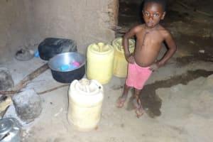 The Water Project: Eshikhugula Community, Shaban Opuka Spring -  Brian In His Kitchen