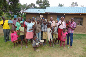 The Water Project: Mukoko Community, Mukoko Spring -  Group Picture