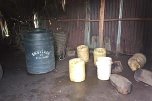 The Water Project: Ematiha Secondary School -  Water Storage