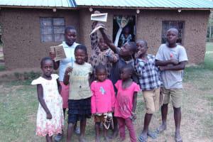 The Water Project: Mukoko Community, Mukoko Spring -  Children Who Attended Training