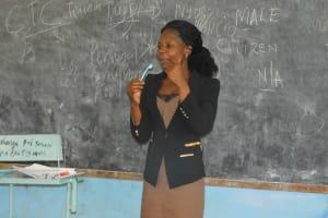 The Water Project: Mabanga Primary School -  Dental Hygiene Training