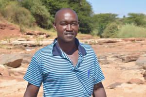 The Water Project: Mukuku Community -  Kyalo Ndeto