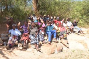 The Water Project: Mukuku Community -  Self Help Group Members