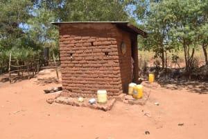 The Water Project: Kaukuswi Community -  Kitchen
