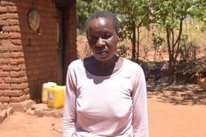 The Water Project: Kaukuswi Community -  Mary Mueni