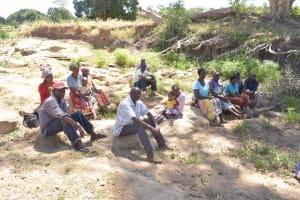 The Water Project: Kaukuswi Community -  Self Help Group Members