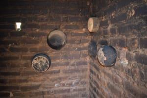 The Water Project: Kaukuswi Community -  Pots And Pans