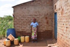 The Water Project: Kangalu Community -  Jesicah Mutuu