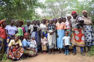 The Water Project: Kangalu Community -  Self Help Group Members