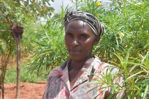 The Water Project: Maluvyu Community G -  Ruth Mwikali