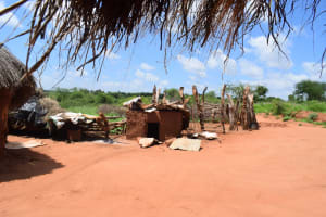 The Water Project: Maluvyu Community G -  View Of Compound