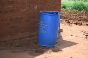 The Water Project: Maluvyu Community G -  Water Storage Container