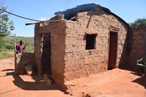The Water Project: Mukuku Community A -  Kitchen
